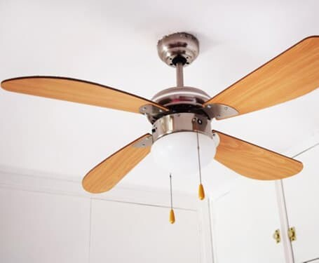 Electrical Services: Ceiling Fans