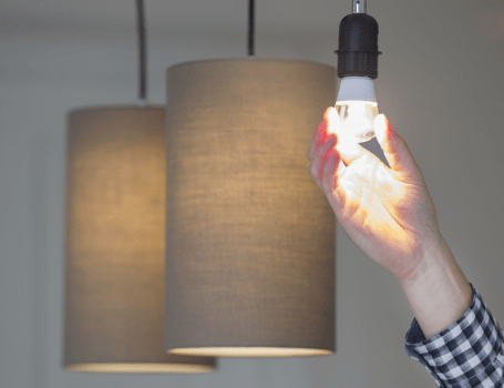 install new light fixtures in ma