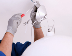 Replace Electrical Fixtures in MA