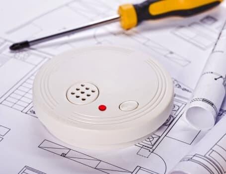 Smoke Detector Installation, Replacement & Repair Service
