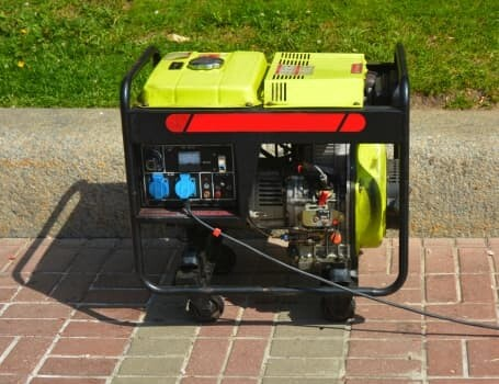 Standby Generator Installation in MA