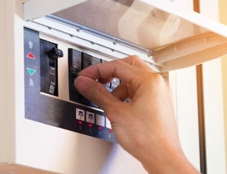Installing Electrical Subpanel in MA